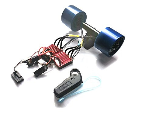 Best ideas about DIY Electric Skateboard Kit . Save or Pin Nucbot DIY Electric skateboard longboard 50mm hub motor Now.
