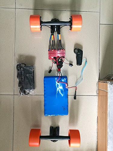 Best ideas about DIY Electric Skateboard Kit . Save or Pin Nucbot DIY motorized skateboard longboard 50mm hub motor Now.