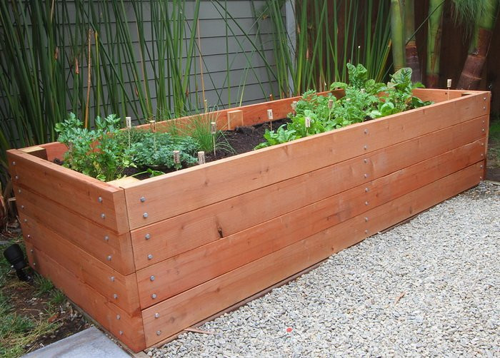 Best ideas about DIY Elevated Planter Box . Save or Pin Exceptional Diy Raised Garden Box 10 Raised Garden Now.