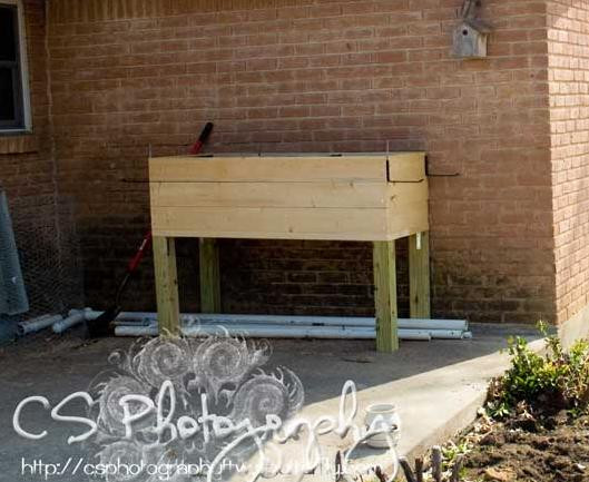 Best ideas about DIY Elevated Planter Box . Save or Pin Ana White Now.