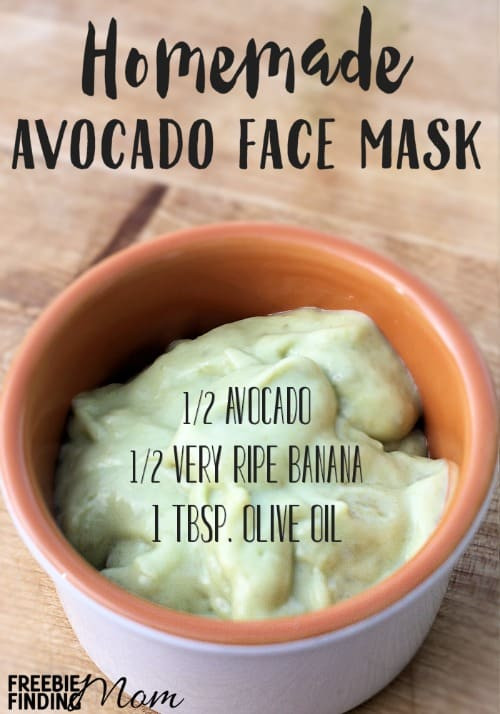 Best ideas about DIY Face Mask Recipes . Save or Pin Avocado Face Mask Homemade Recipe Now.