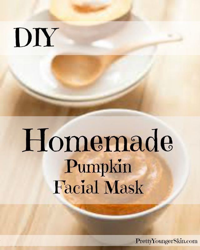 Best ideas about DIY Face Mask Recipes . Save or Pin DIY Homemade Pumpkin Facial Mask Recipe You ll love this Now.