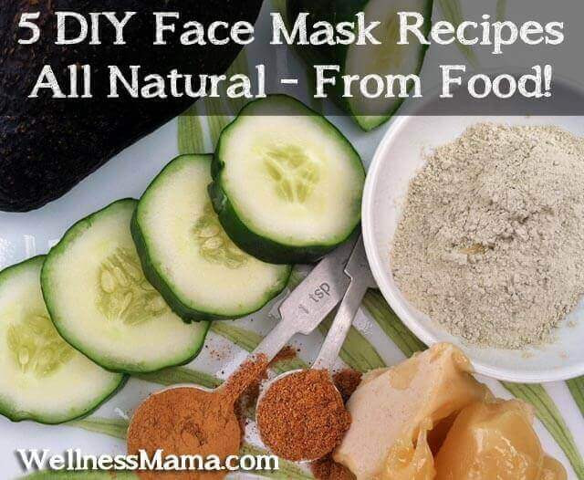 Best ideas about DIY Face Mask Recipes . Save or Pin Natural Homemade Facemasks & Skin Care Recipes Google Now.