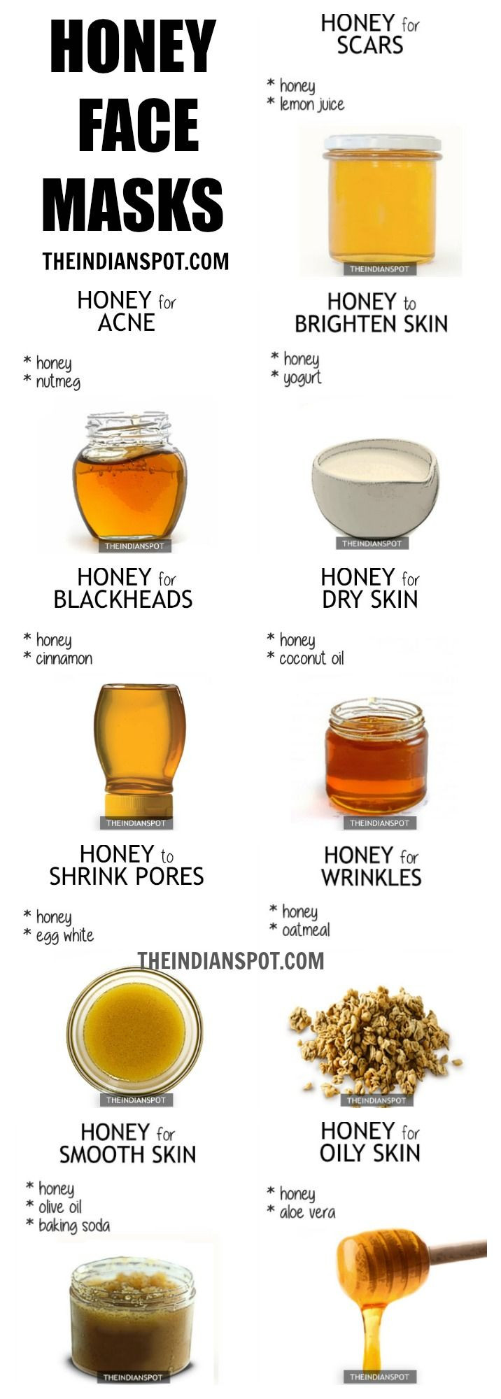 Best ideas about DIY Face Masks With Honey . Save or Pin Best 20 Face ideas on Pinterest Now.