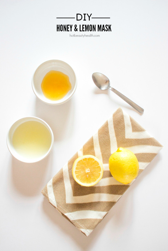 Best ideas about DIY Face Masks With Honey . Save or Pin DIY Homemade Honey & Lemon Face Mask Now.