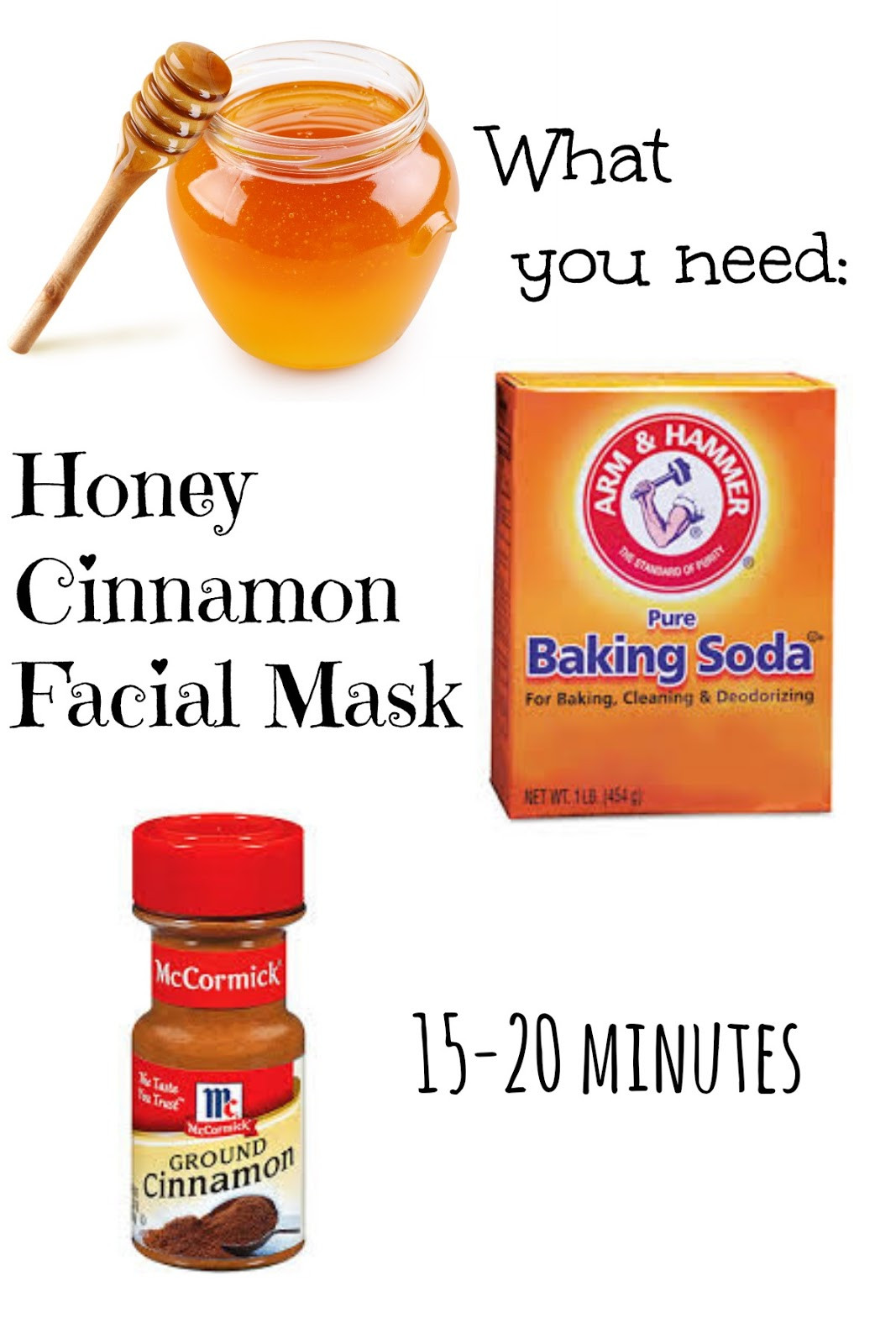 Best ideas about DIY Face Masks With Honey . Save or Pin Honey Cinnamon Face Mask A Facial You Can Eat Now.