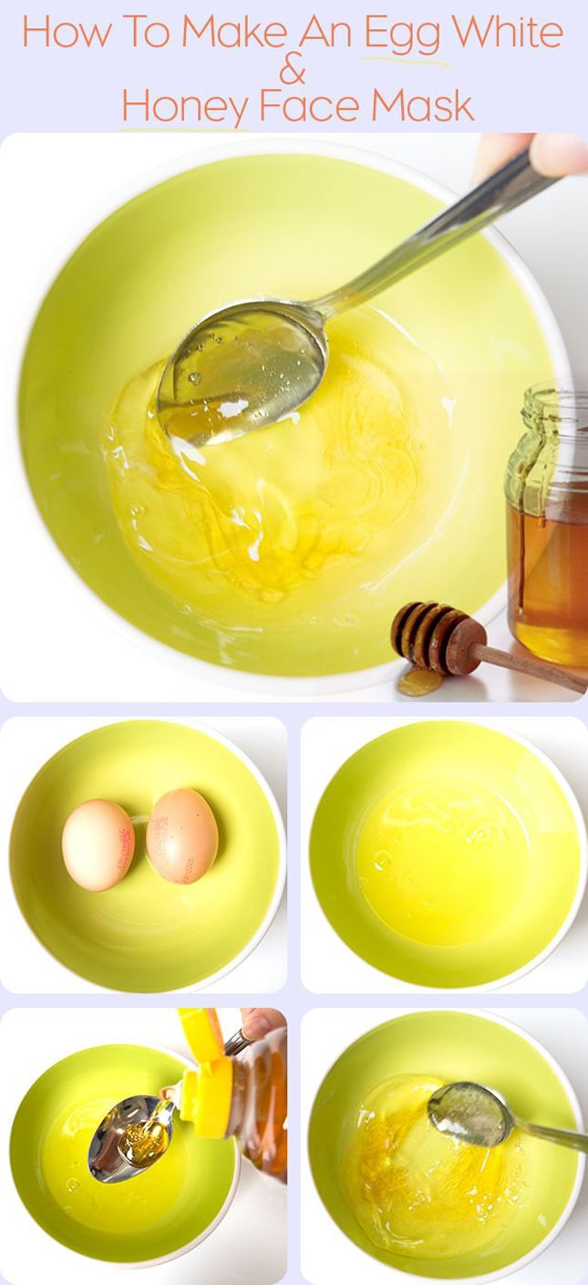 Best ideas about DIY Face Masks With Honey . Save or Pin 5 DIY FACE MASKS FOR BRIGHTER SKIN Now.