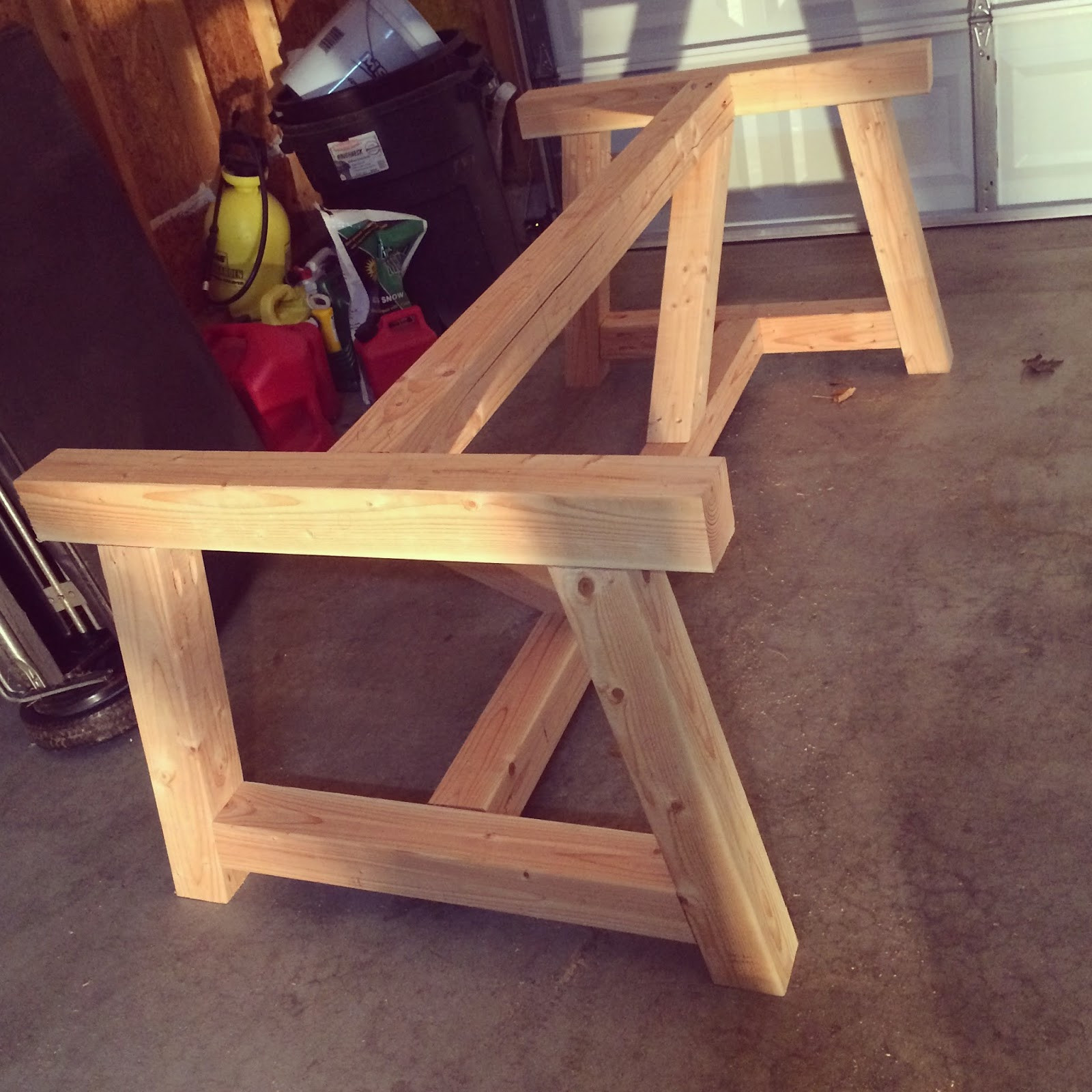 Best ideas about DIY Farmhouse Table Plans . Save or Pin Holy Cannoli We Built a Farmhouse Dining Room Table Now.