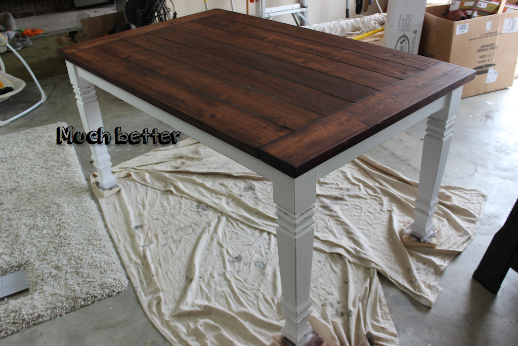 Best ideas about DIY Farmhouse Table Plans . Save or Pin DIY Farmhouse Table Free Plans Now.