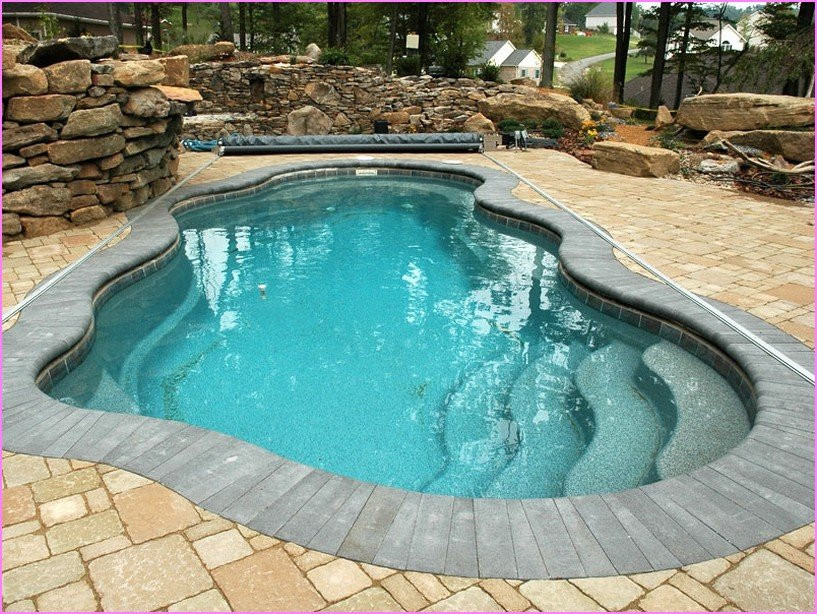 Best ideas about DIY Fiberglass Pool Kits . Save or Pin Diy Inground Pool Kits Canada Diy Do It Your Self Now.