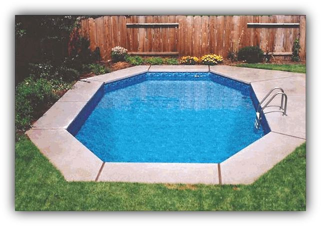 Best ideas about DIY Fiberglass Pool Kits . Save or Pin Do It Yourself Pools Inground Pools Kits Now.