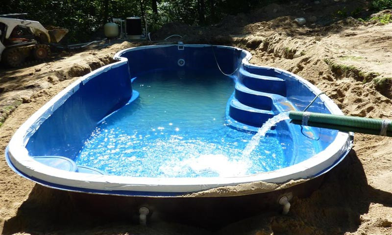 Best ideas about DIY Fiberglass Pool Kits . Save or Pin DIY Fiberglass Pool Kit Mistakes and Considerations Now.