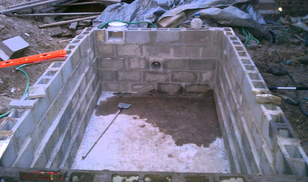 Best ideas about DIY Fiberglass Pool Kits . Save or Pin Diy Inground Pool Design Ideas Now.
