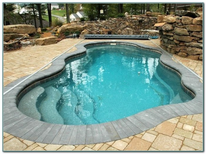 Best ideas about DIY Fiberglass Pool Kits . Save or Pin Fiberglass Inground Pool Kits Do It Yourself Pools Now.