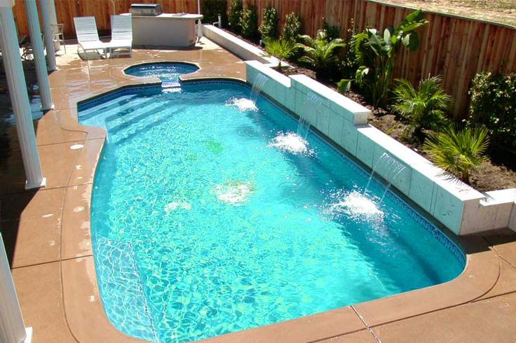 Best ideas about DIY Fiberglass Pool Kits . Save or Pin 25 best images about DIY inground pool on Pinterest Now.