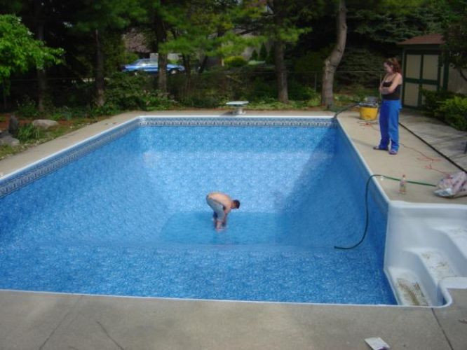 Best ideas about DIY Fiberglass Pool Kits . Save or Pin Inground Pool Kits Stunning Lgdiy With Inground Pool Kits Now.