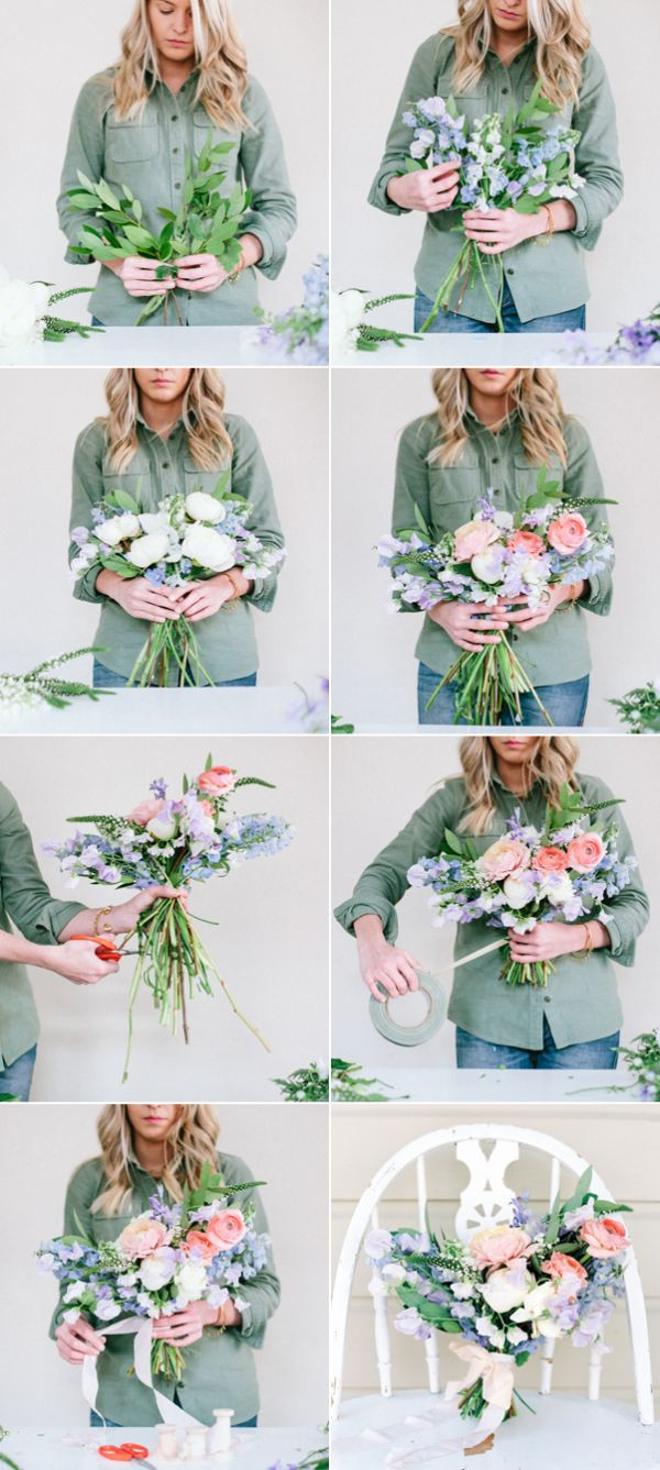 Best ideas about DIY Flower Wedding . Save or Pin 20 Creative DIY Wedding Ideas For 2016 Spring Now.