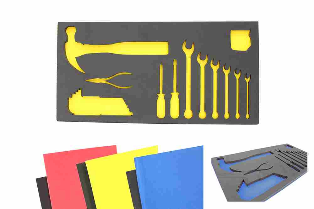 Best ideas about DIY Foam Tool Organizer . Save or Pin DIY Foam Tool Organizer Kit Now.