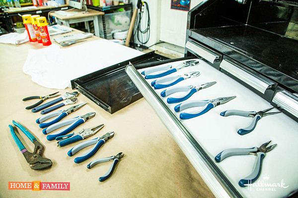 Best ideas about DIY Foam Tool Organizer . Save or Pin DIY Foam Tool Organizer Now.