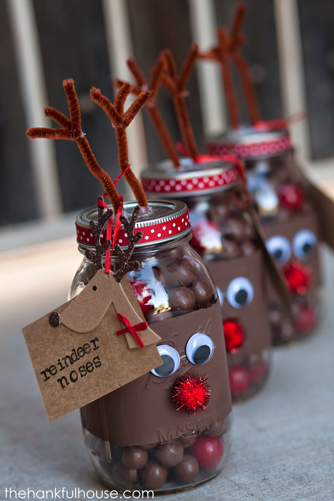 Best ideas about DIY Gift For Christmas . Save or Pin Christmas Mason Jar Gifts Now.