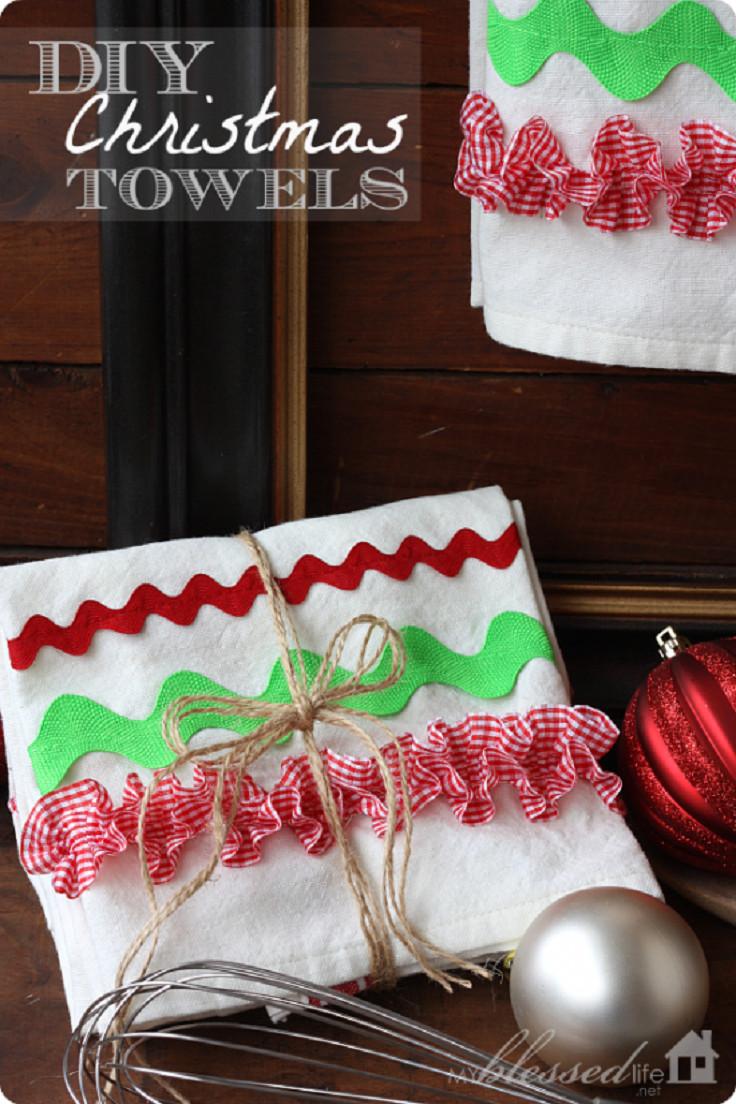 Best ideas about DIY Gift For Christmas . Save or Pin Top 10 DIY Christmas Gift Ideas for Women Top Inspired Now.