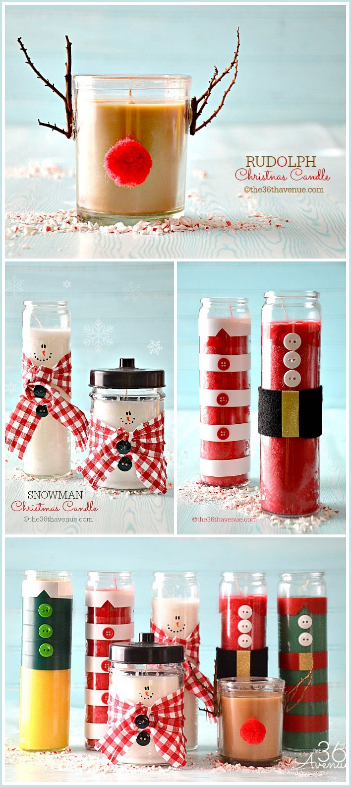 Best ideas about DIY Gift For Christmas . Save or Pin Gift Ideas Christmas Gift Tags Printable The 36th AVENUE Now.