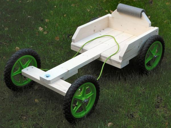 Best ideas about DIY Go Kart Plans . Save or Pin DIY Wooden Go Kart Plans – ATK All Terrain Kart Wooden Now.