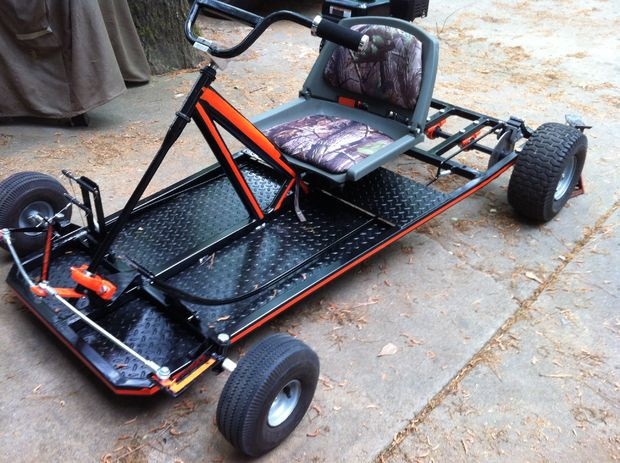 Best ideas about DIY Go Kart Plans . Save or Pin 32 [Awesome] DIY Go Kart Plans MyMyDIY Now.