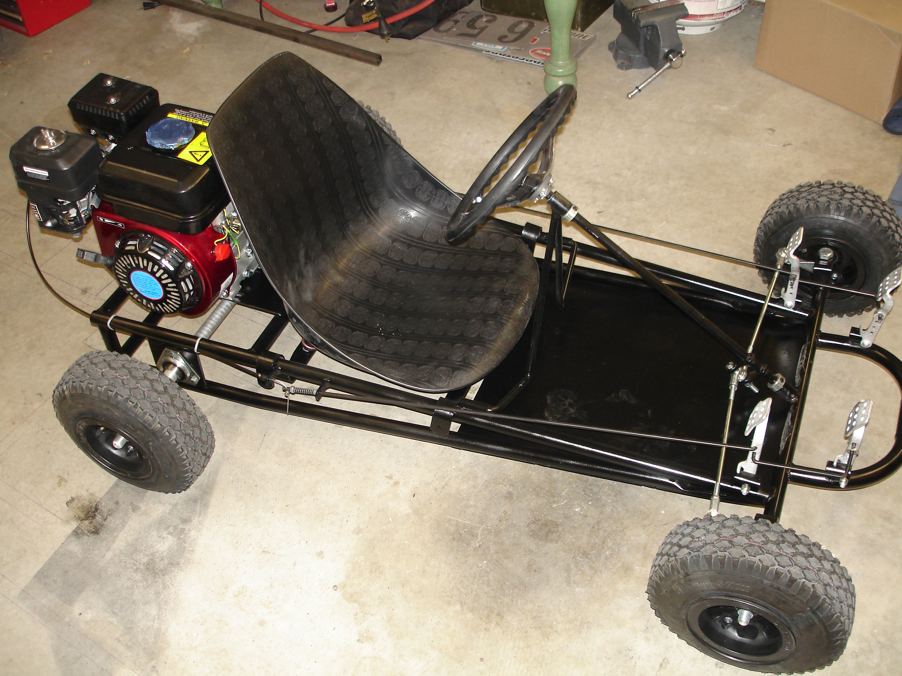 Best ideas about DIY Go Kart Plans . Save or Pin FREE DO Now.