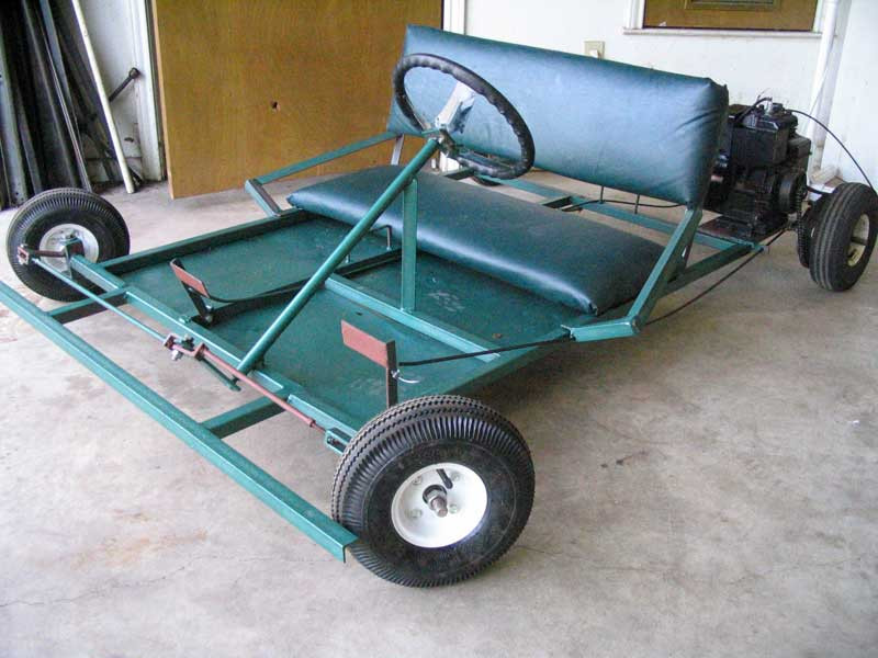 Best ideas about DIY Go Kart Plans . Save or Pin Go Kart Two Seater Frame Plans Now.