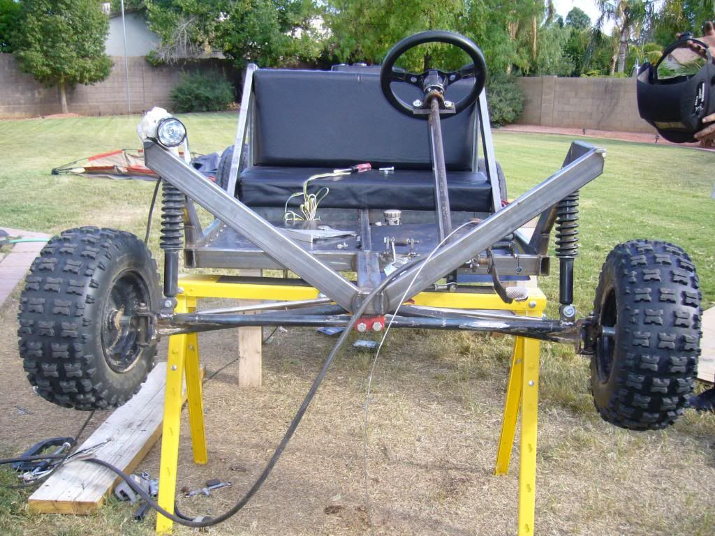Best ideas about DIY Go Kart Plans . Save or Pin DIY Go Kart Cart Home made Welded picture by diywp Now.