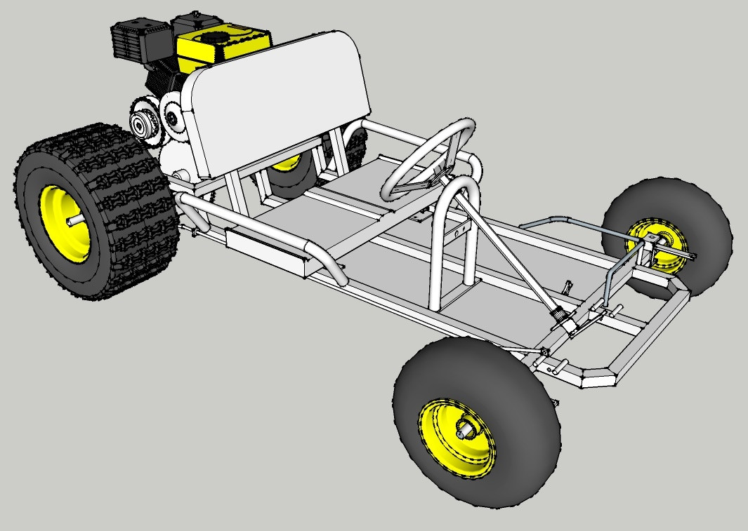 Best ideas about DIY Go Kart Plans . Save or Pin Diy Go Kart Design Clublifeglobal Now.