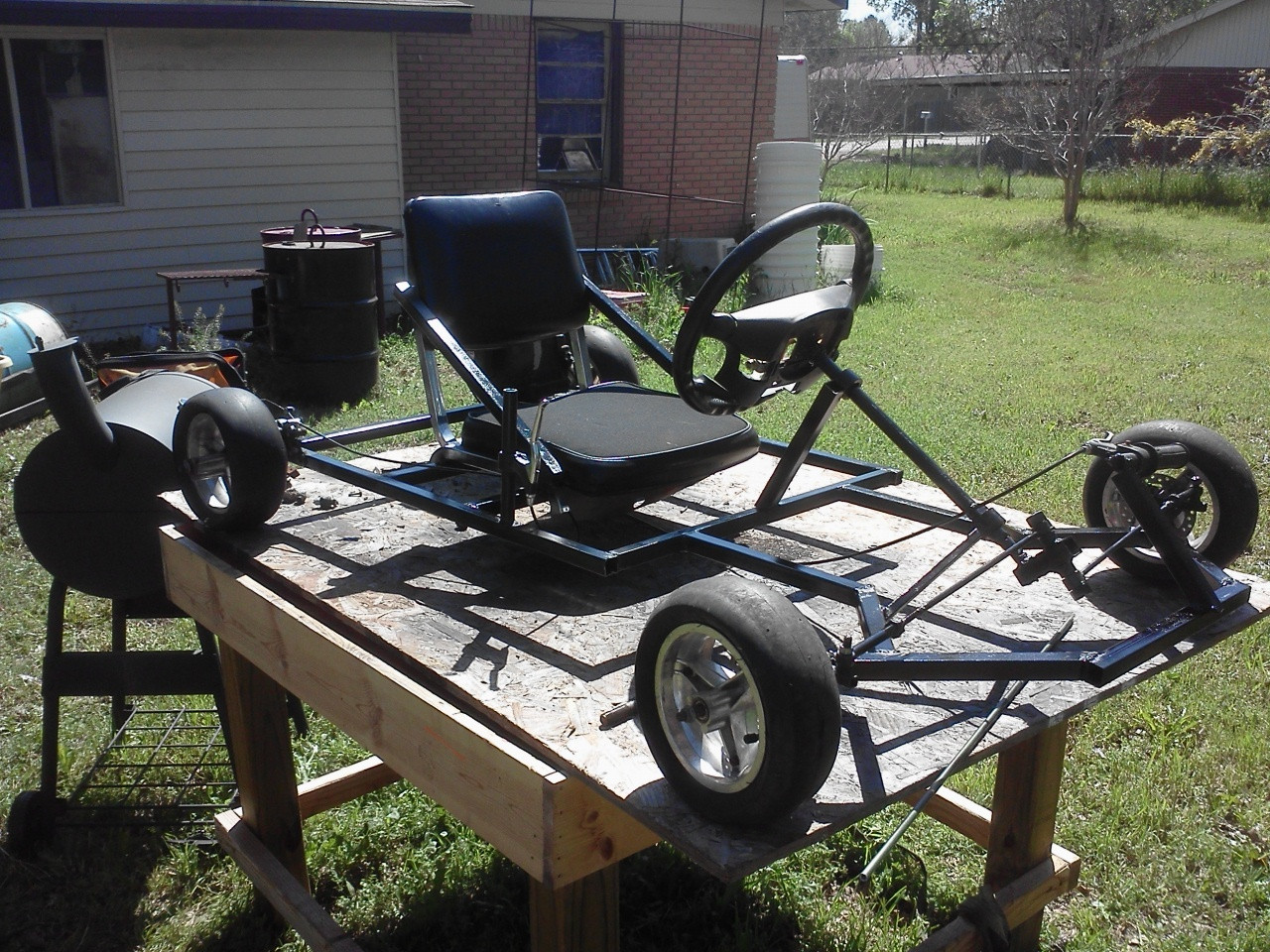 Best ideas about DIY Go Kart Plans . Save or Pin Homemade Karting Plans Homemade Porn Now.