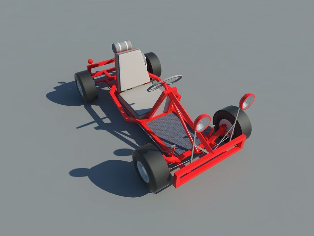 Best ideas about DIY Go Kart Plans . Save or Pin Build your own Go Kart for racing or pleasure DIY Plans Now.