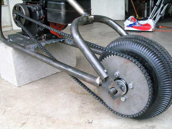 Best ideas about DIY Go Kart Plans . Save or Pin Mini Chopper Frame Plans and Schematic Now.