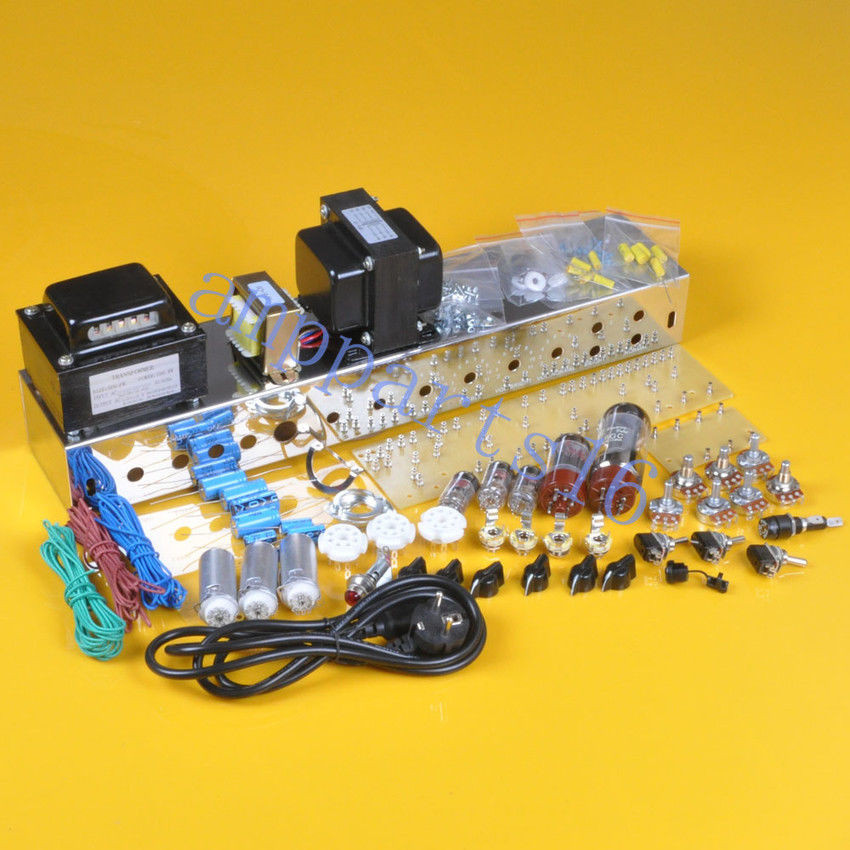Best ideas about DIY Guitar Tube Amp Kit . Save or Pin 1pc Bassman Tweed 5F6A Guitar Tube Amplifier Bass Deluxe Now.