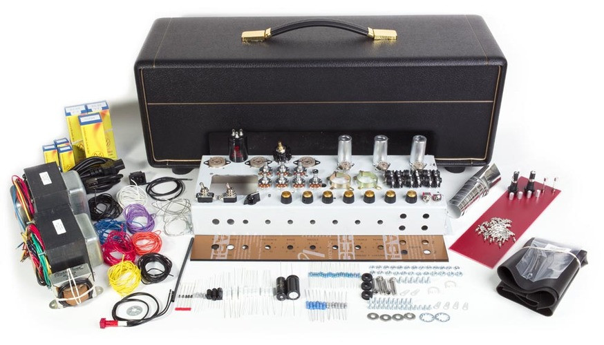 Best ideas about DIY Guitar Tube Amp Kit . Save or Pin Classic British JTM45 Tube Guitar Amp Kit Head Now.