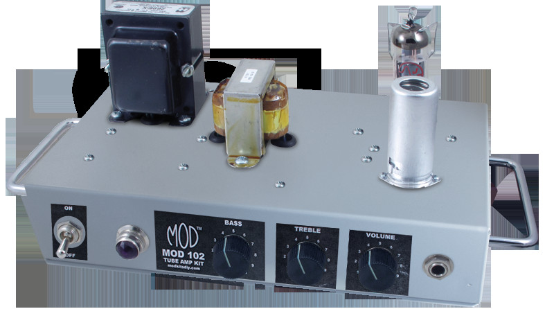 Best ideas about DIY Guitar Tube Amp Kit . Save or Pin Amp Kit MOD Kits MOD102 guitar amplifier Now.