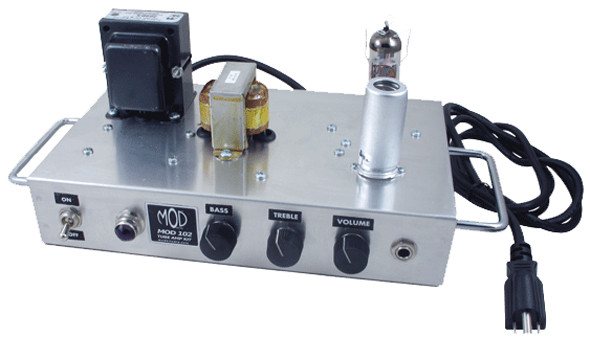 Best ideas about DIY Guitar Tube Amp Kit . Save or Pin Kit Review MOD 102 DIY Guitar Amplifier Kit Now.