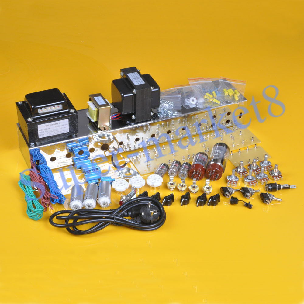 Best ideas about DIY Guitar Tube Amp Kit . Save or Pin Bassman Tweed 5F6A Guitar Bass Amp Amplifier DIY Kit Now.