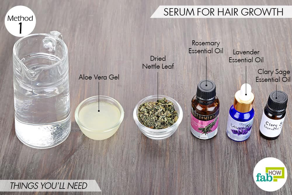 Best ideas about DIY Hair Growth Serum . Save or Pin 7 Best DIY All Natural Hair Serums for All Hair Types Now.