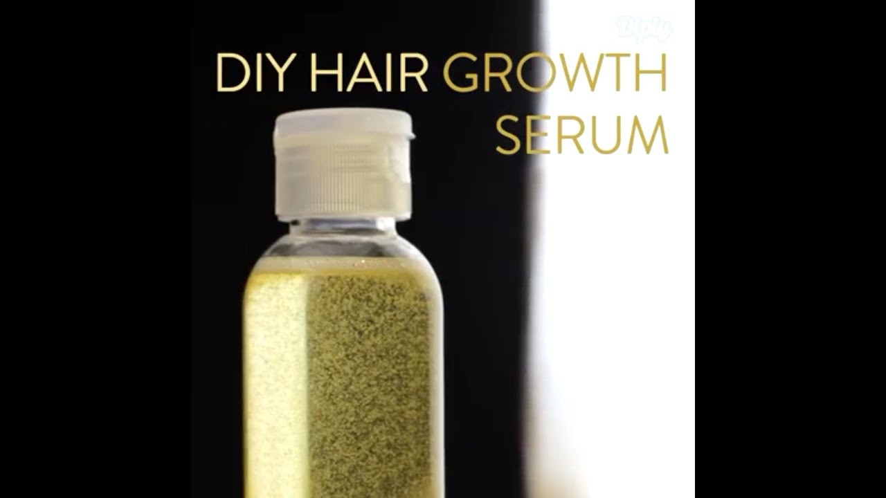 Best ideas about DIY Hair Growth Serum . Save or Pin DIY Hair Growth Serum Now.