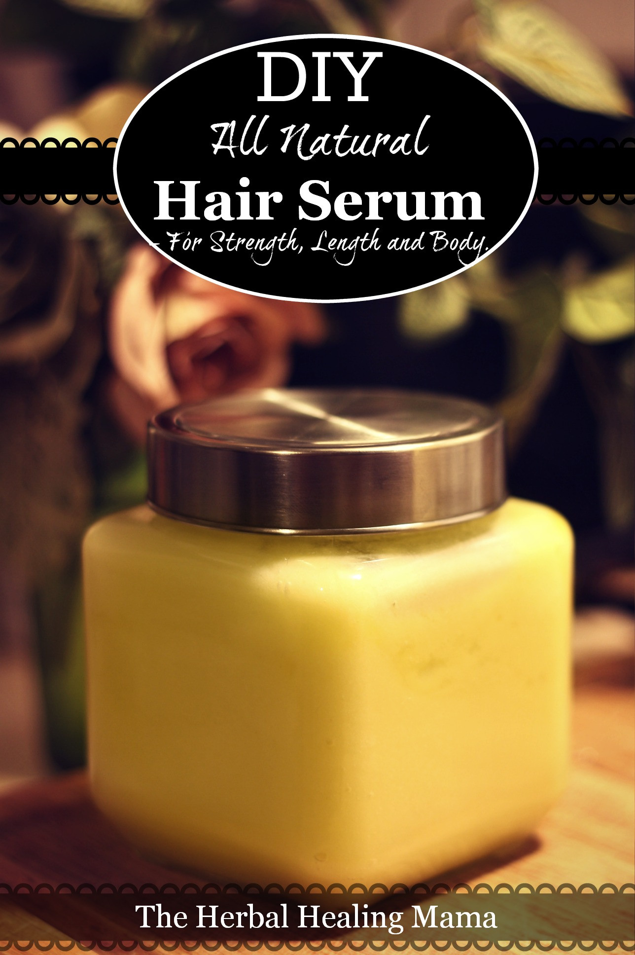 Best ideas about DIY Hair Growth Serum . Save or Pin Natural Hair Serum – For Strength Length and Body – The Now.