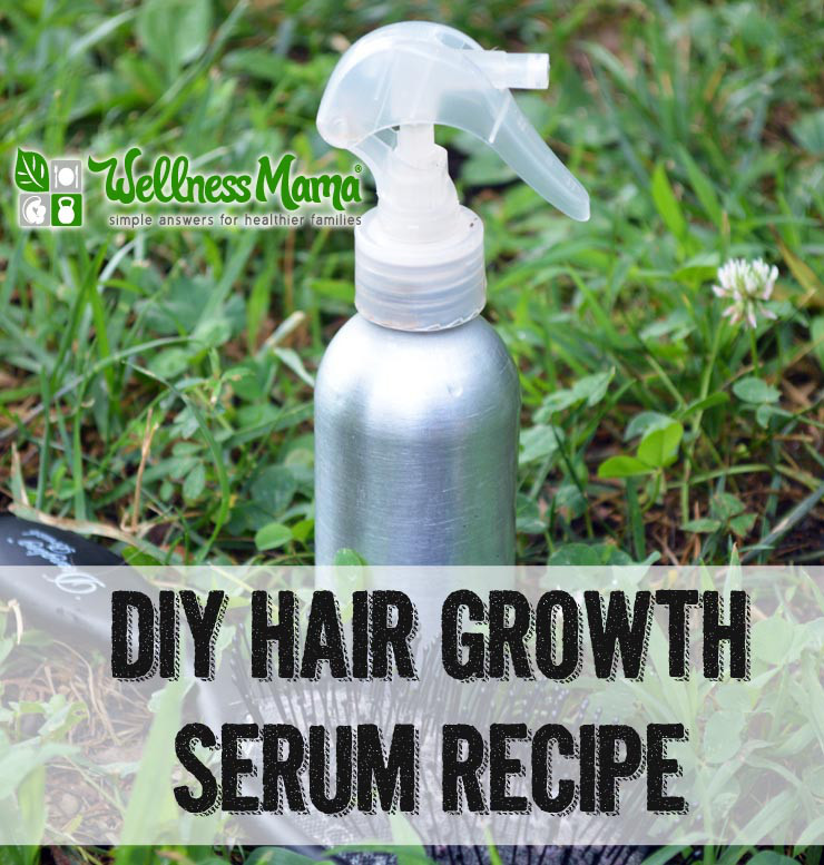 Best ideas about DIY Hair Growth Serum . Save or Pin DIY Hair Growth Serum Recipe Now.