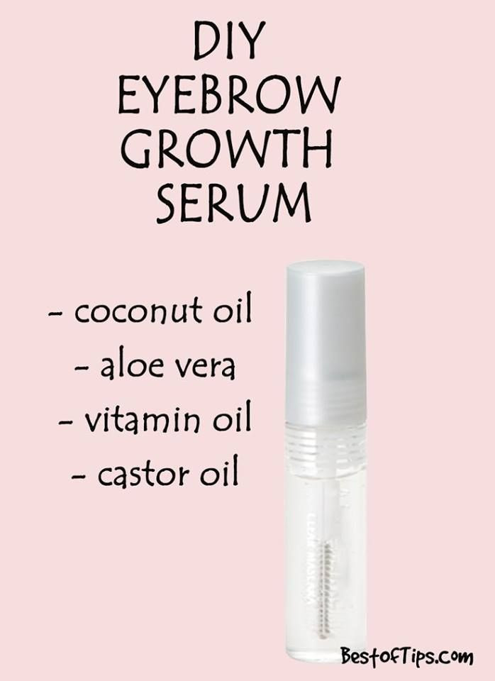 Best ideas about DIY Hair Growth Serum . Save or Pin The 25 best Diy eyebrow growth serum ideas on Pinterest Now.