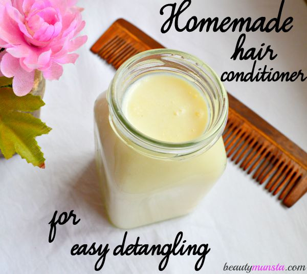 Best ideas about DIY Hair Growth Shampoo . Save or Pin Homemade Hair Conditioner Recipes Now.