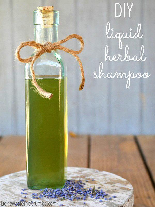 Best ideas about DIY Hair Growth Shampoo . Save or Pin Simple DIY for Homemade Liquid Herbal Shampoo Now.