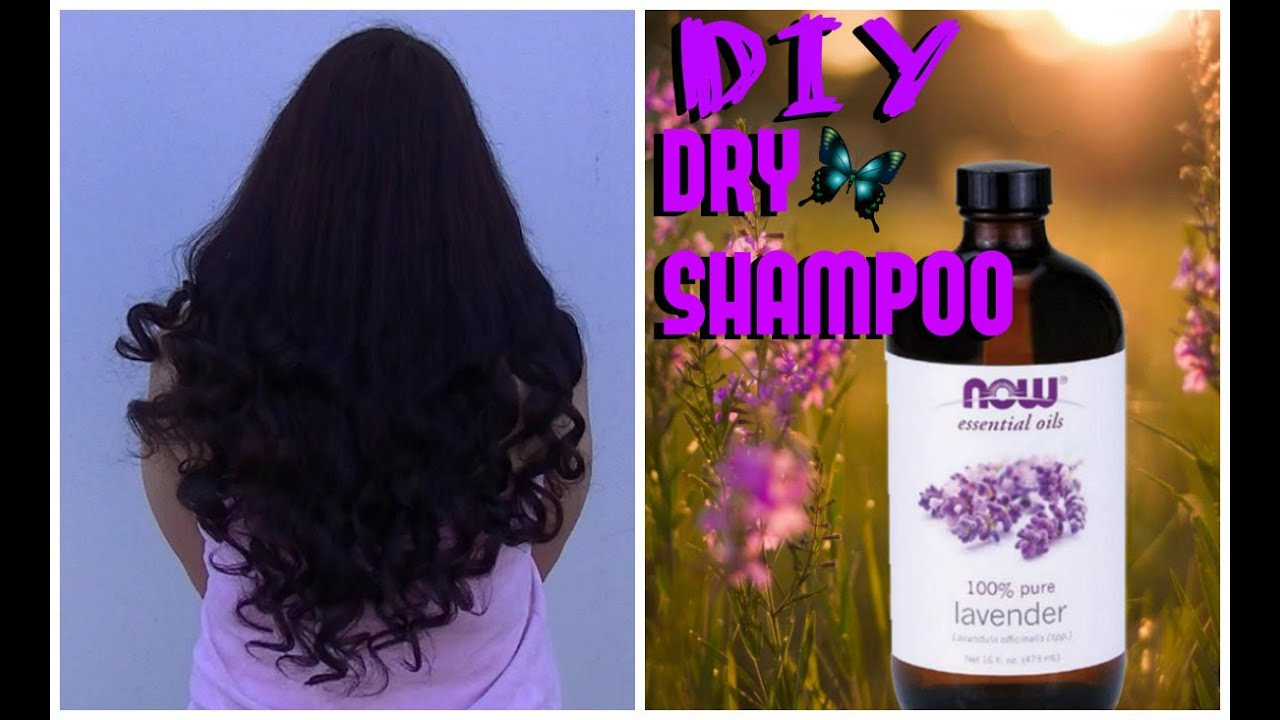 Best ideas about DIY Hair Growth Shampoo . Save or Pin DIY DRY LAVENDER SHAMPOO for HAIR GROWTH & VOLUME Now.