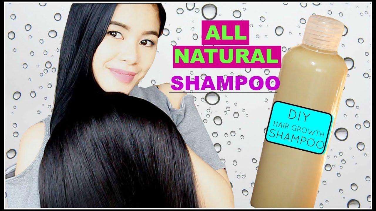 Best ideas about DIY Hair Growth Shampoo . Save or Pin DIY MILK TEA SHAMPOO FOR HAIR GROWTH OILY SCALP & DRY Now.