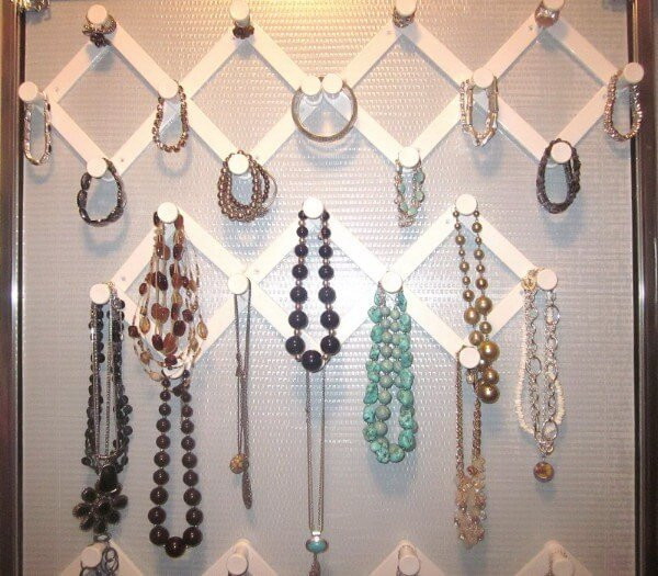 Best ideas about DIY Jewelry Rack . Save or Pin 100 DIY Jewelry Organizers & Storage Ideas Full Now.